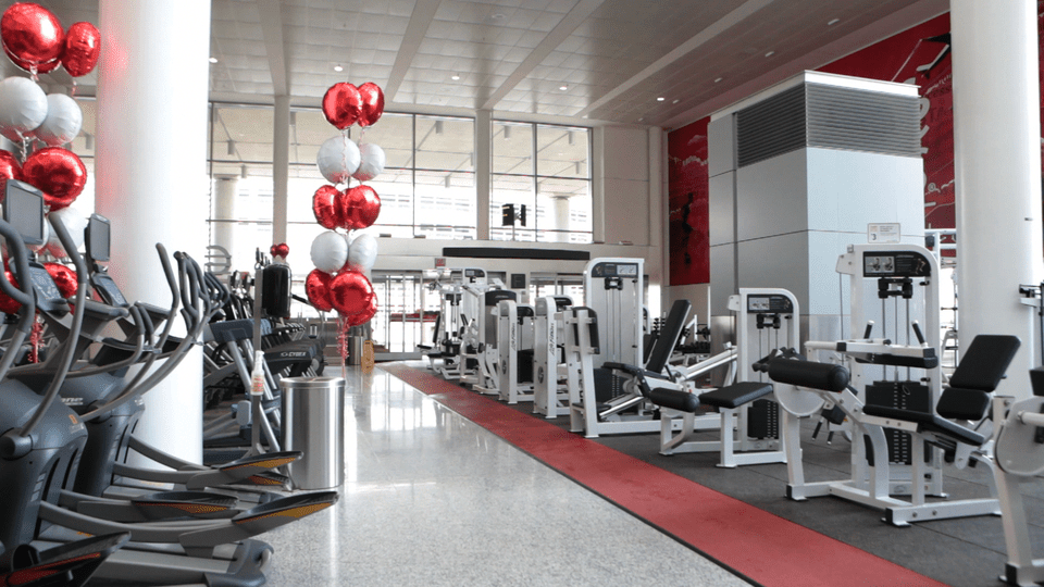The Good Life Fitness Center at Toronto International Pearson Airport