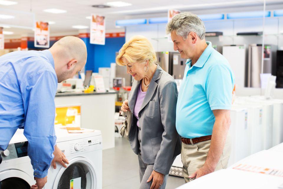 dryer shopping