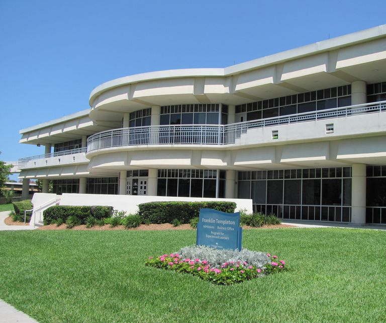 Franklin Templeton Building at Eckerd College