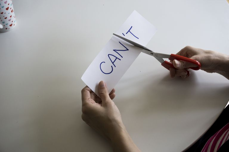 Contraction 'can't'