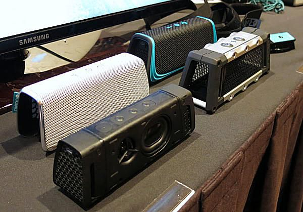 Ces New Bluetooth Speakers A H