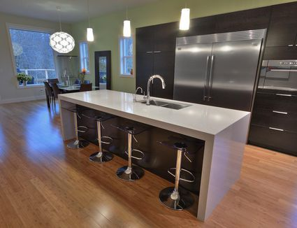 High End Laminate Counters
