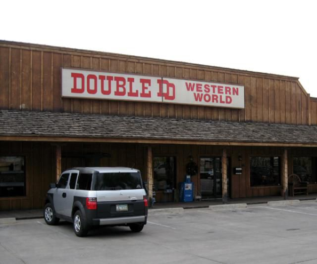 Double D Western World in Wickenburg