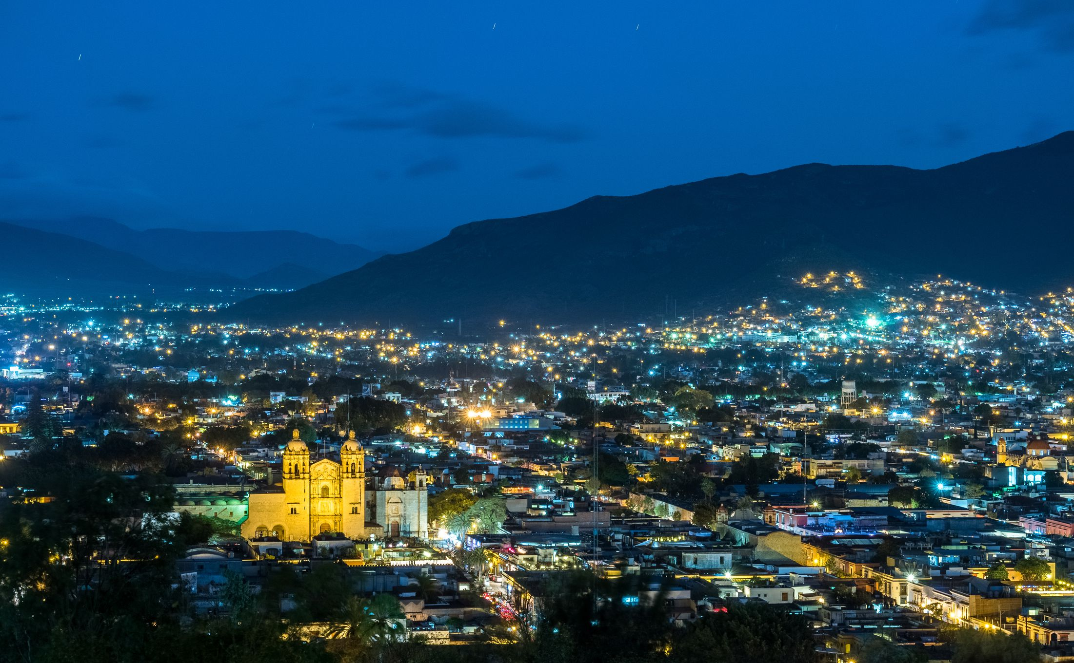 How To Get To Oaxaca From Mexico City