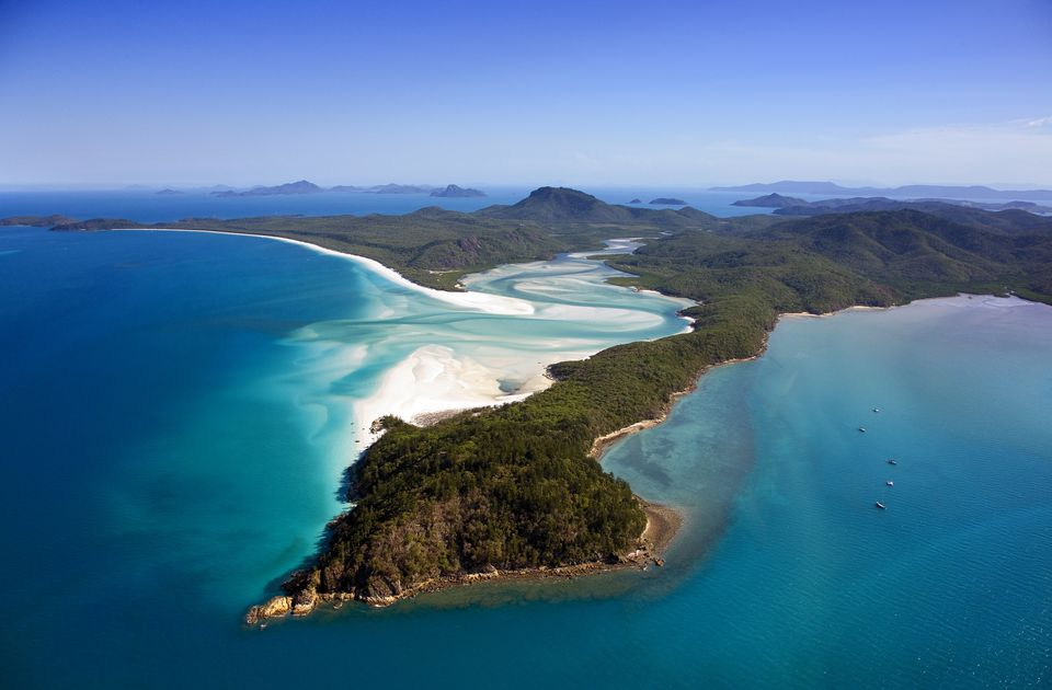 Whitehaven Beach, Whitsunday Island, Queensland, Australia