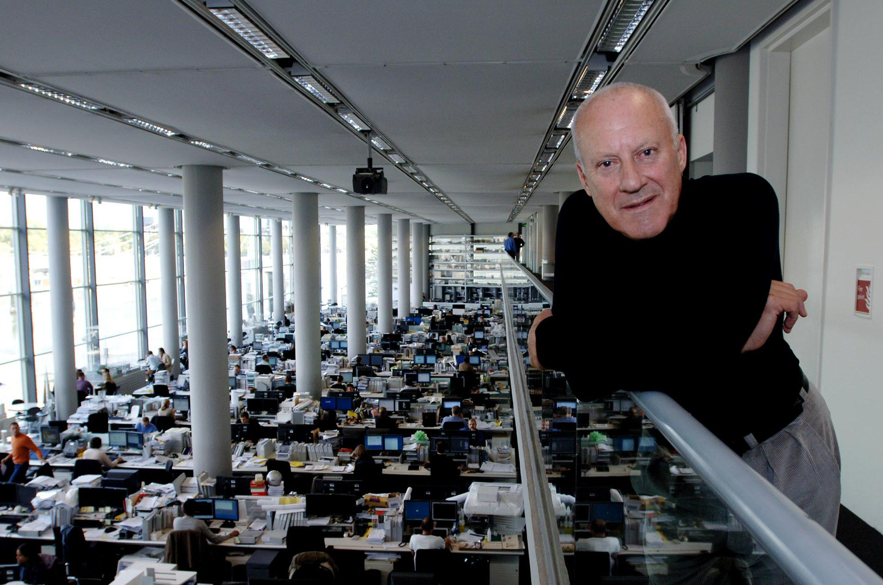 About norman foster and britain 39 s modern architecture - Forster architekt ...