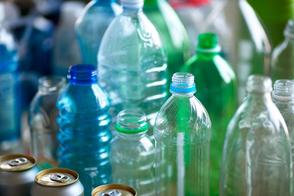Montreal recycling: what can and can't be recycled.