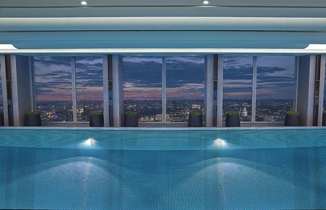 Shangri-La Shard Pool
