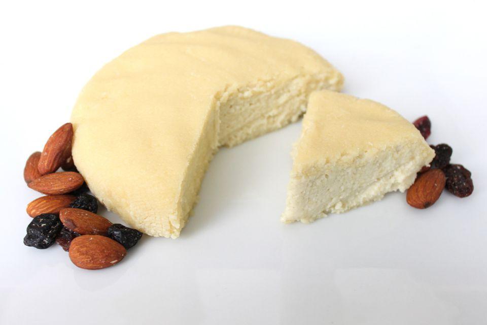 Almond Cheese Recipe Vegan And Dairy Free