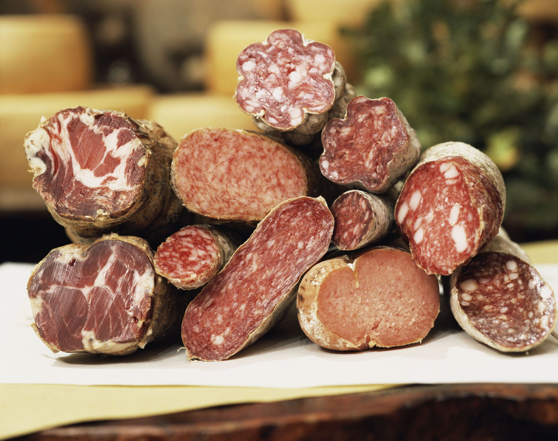 A Guide To Italian Salami Charcuterie And Cold Cuts