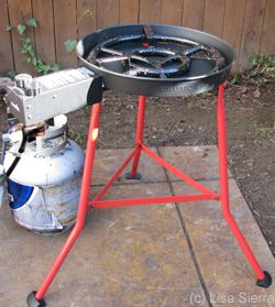 Gas Paella Burner