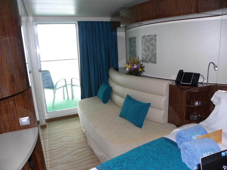 Norwegian Epic Balcony Cabin