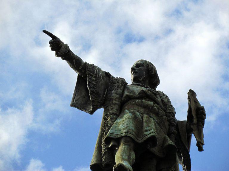 Christopher Columbus Monument - Barcelona, Spain