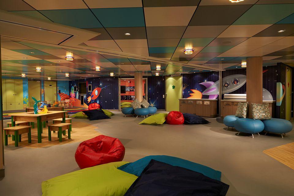 Splash Academy on the Norwegian Getaway cruise ship