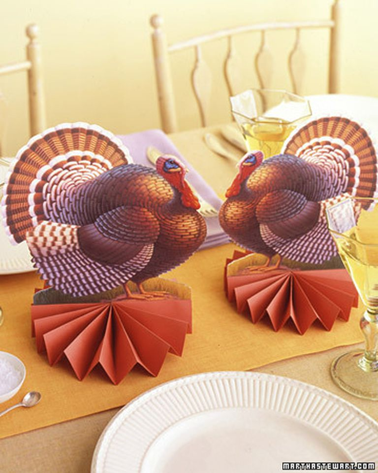Printable thanksgiving centerpieces for your table