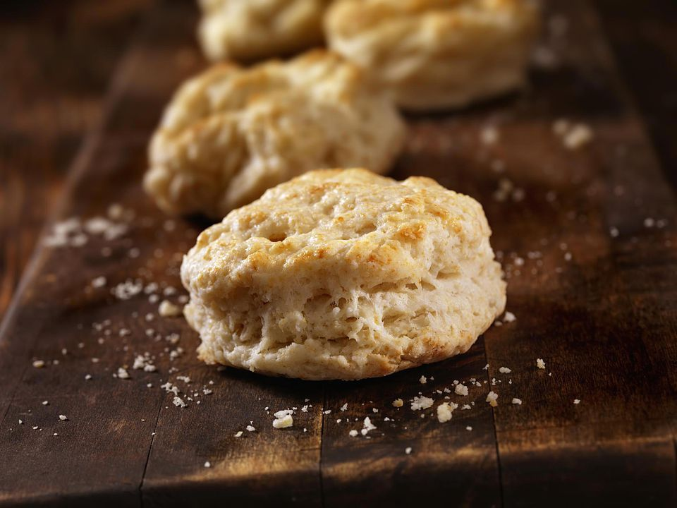 Homemade \Biscuits