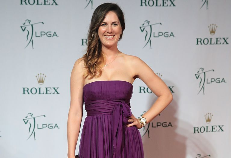 Sandra Gal at the 2015 LPGA Rolex Awards