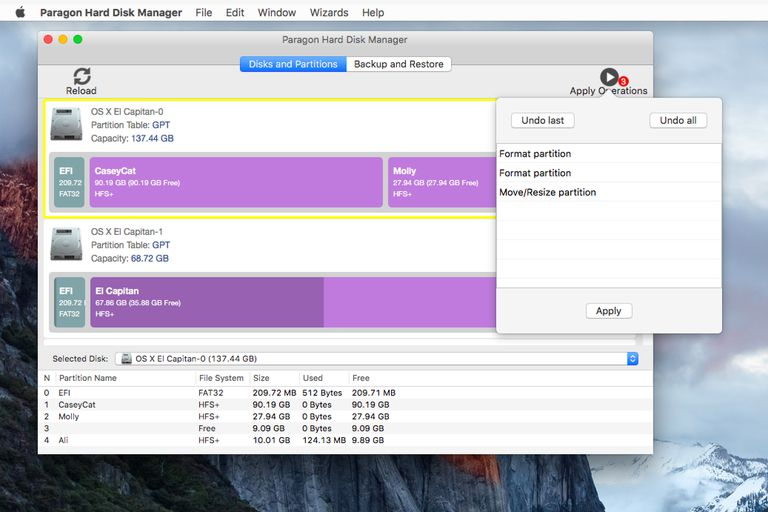 Hard Disk Manager