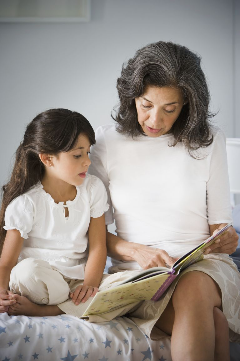 grandmother as childcare provider