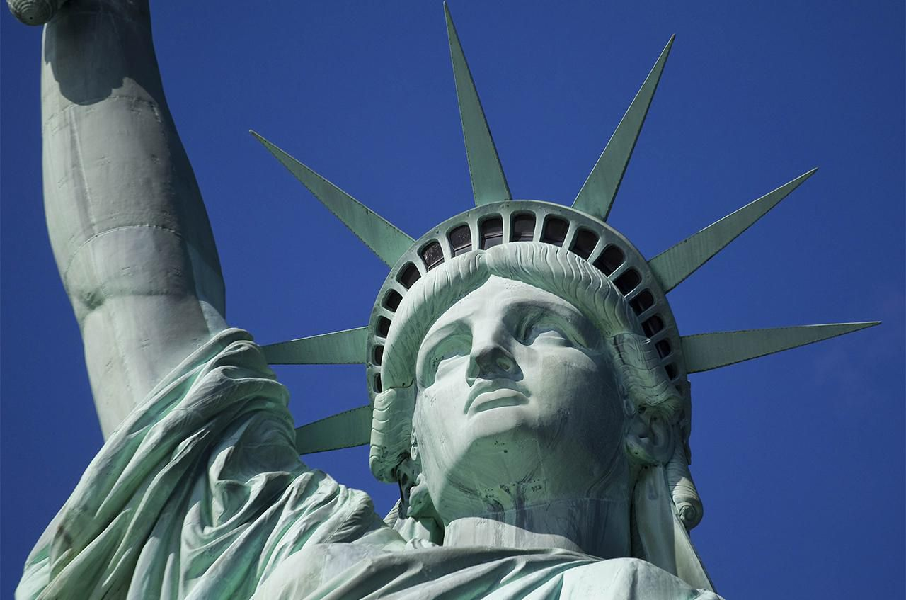 How the statue of liberty became symbol of immigration did you know the statue of liberty traces its origin back to egypt biocorpaavc