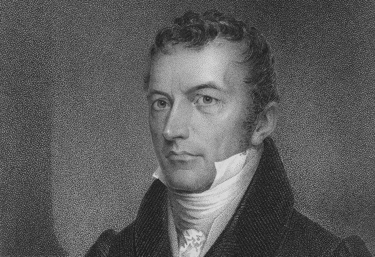 Joel Roberts Poinsett, diplomat and scholar remembered for a plant he found in Mexico.