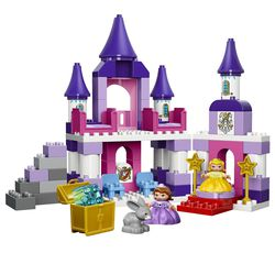 Sofia the First Royal Castle LEGO Duplo