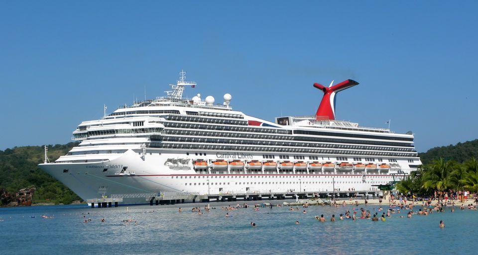 Carnival Liberty Western Caribbean Cruise Journal - West caribbean cruise