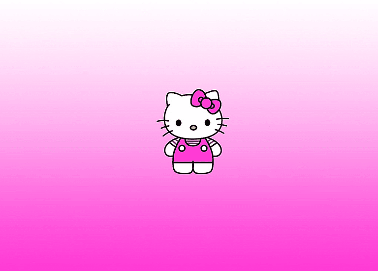 The top free hello kitty wallpapers hd pink hello kitty wallpaper voltagebd Image collections