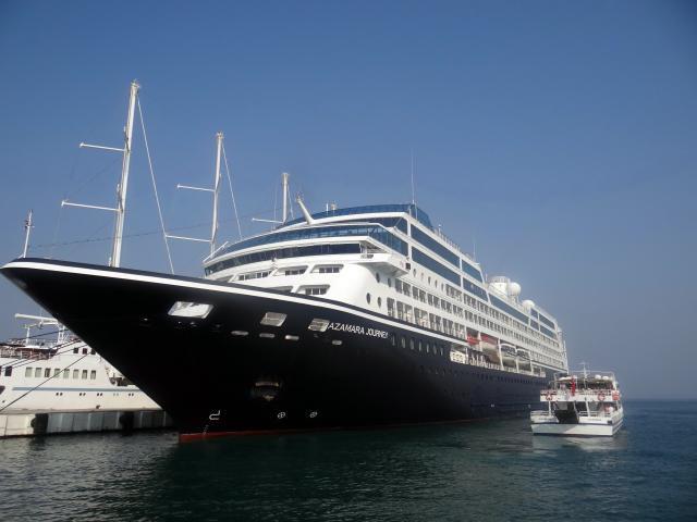 Azamara Journey cruise ship