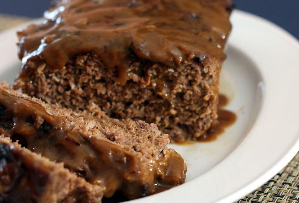 Meatloaf With Gravy