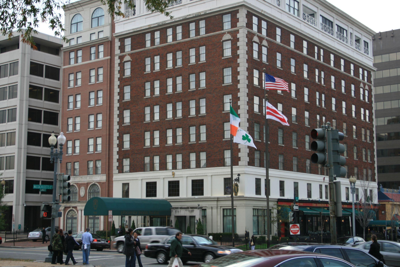 historic hotels in washington dc