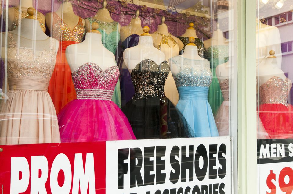 Where To Get A Prom Dress In Memphis