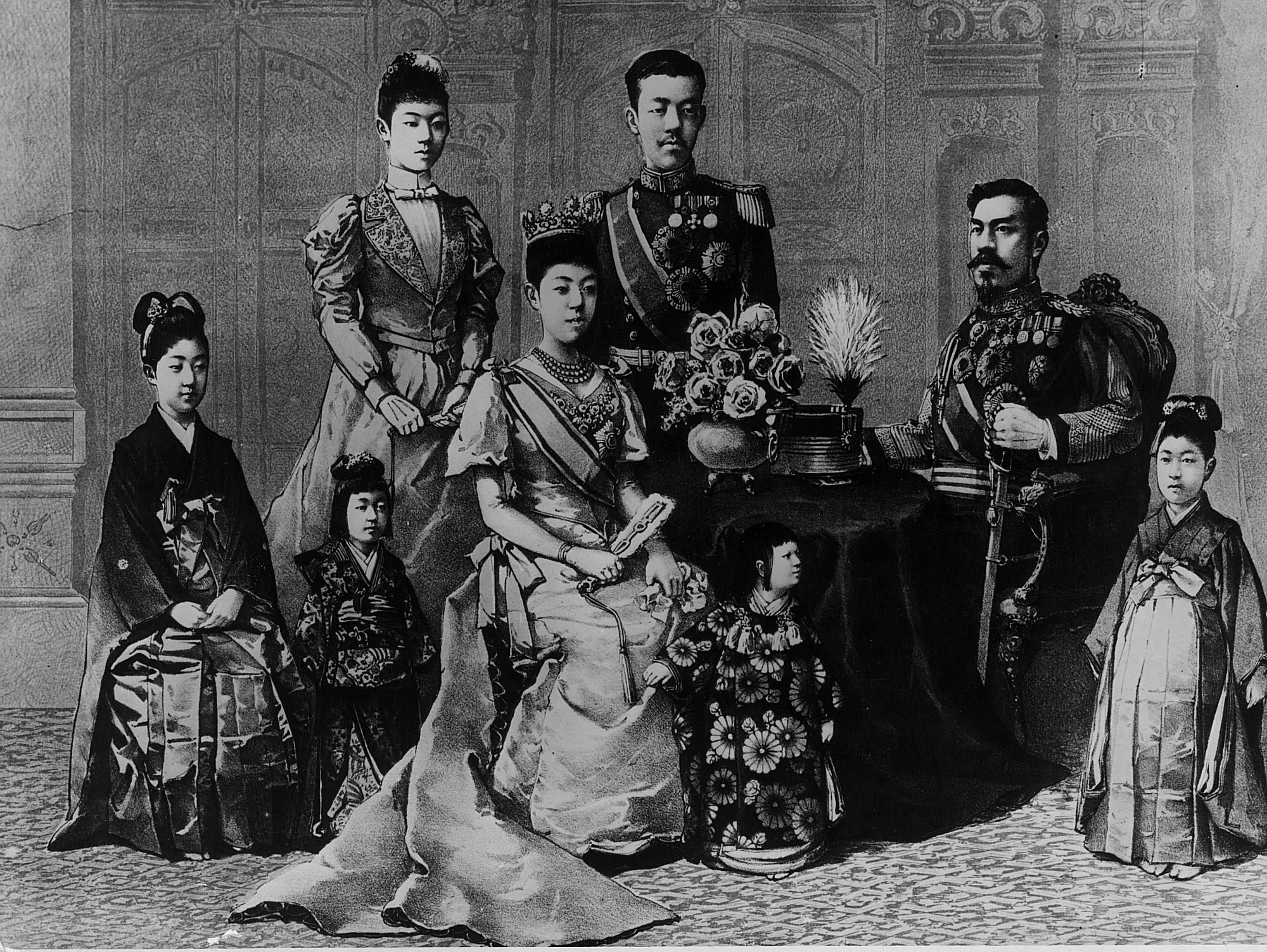 how to find family history in japan