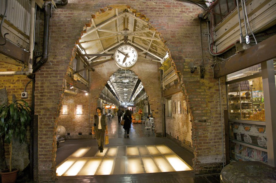 Food Network Tours Chelsea Market