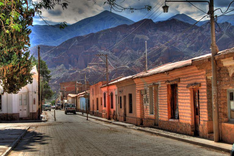 Calle de Tilcara