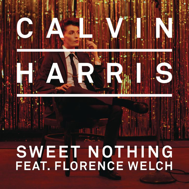 Calvin Harris Sweet Nothing featuring Florence Welch
