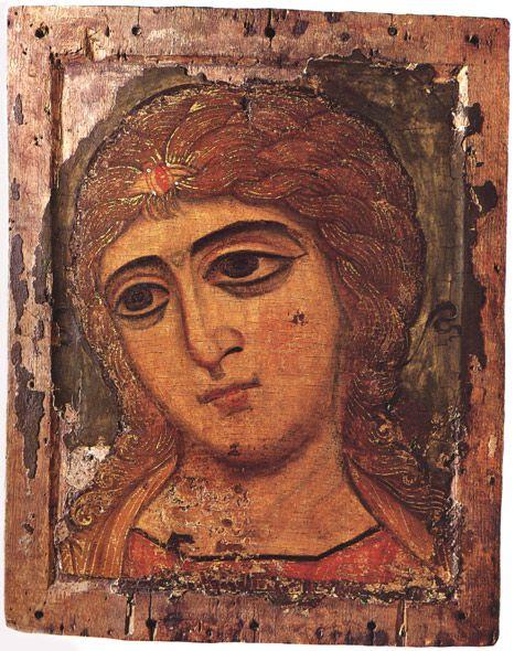 Ícono del arcángel Gabriel