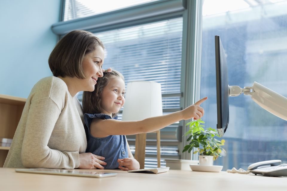 Work at home with Your child