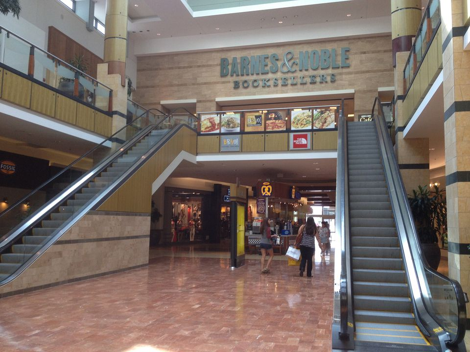 The Barnes and Noble at the West County Center.