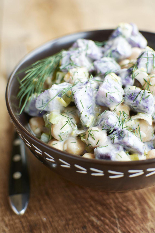 Dill and Horseradish Potato Salad