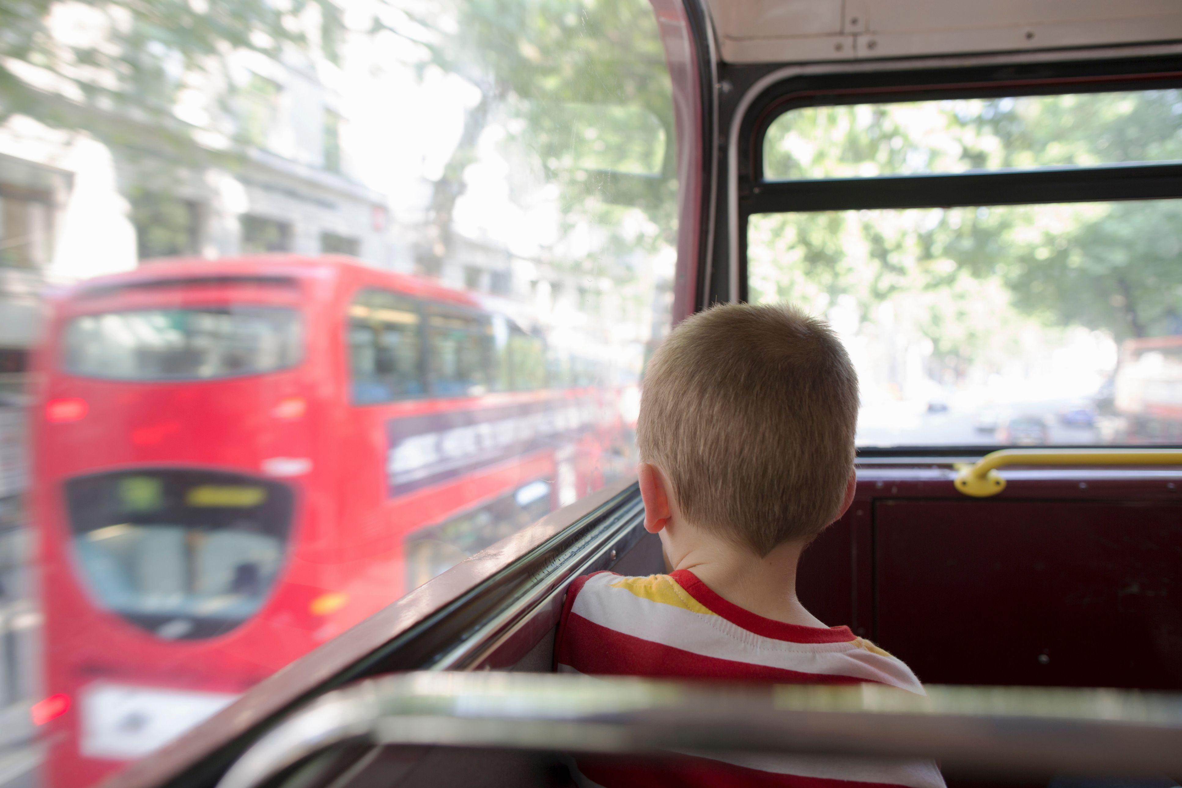 Free Transport In London For Children