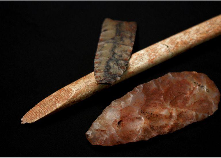 Anzick Artifacts