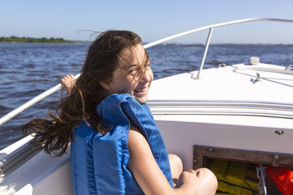 Life jacket boat