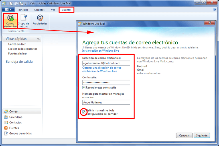 Hotmail-Windows-Live-Mail
