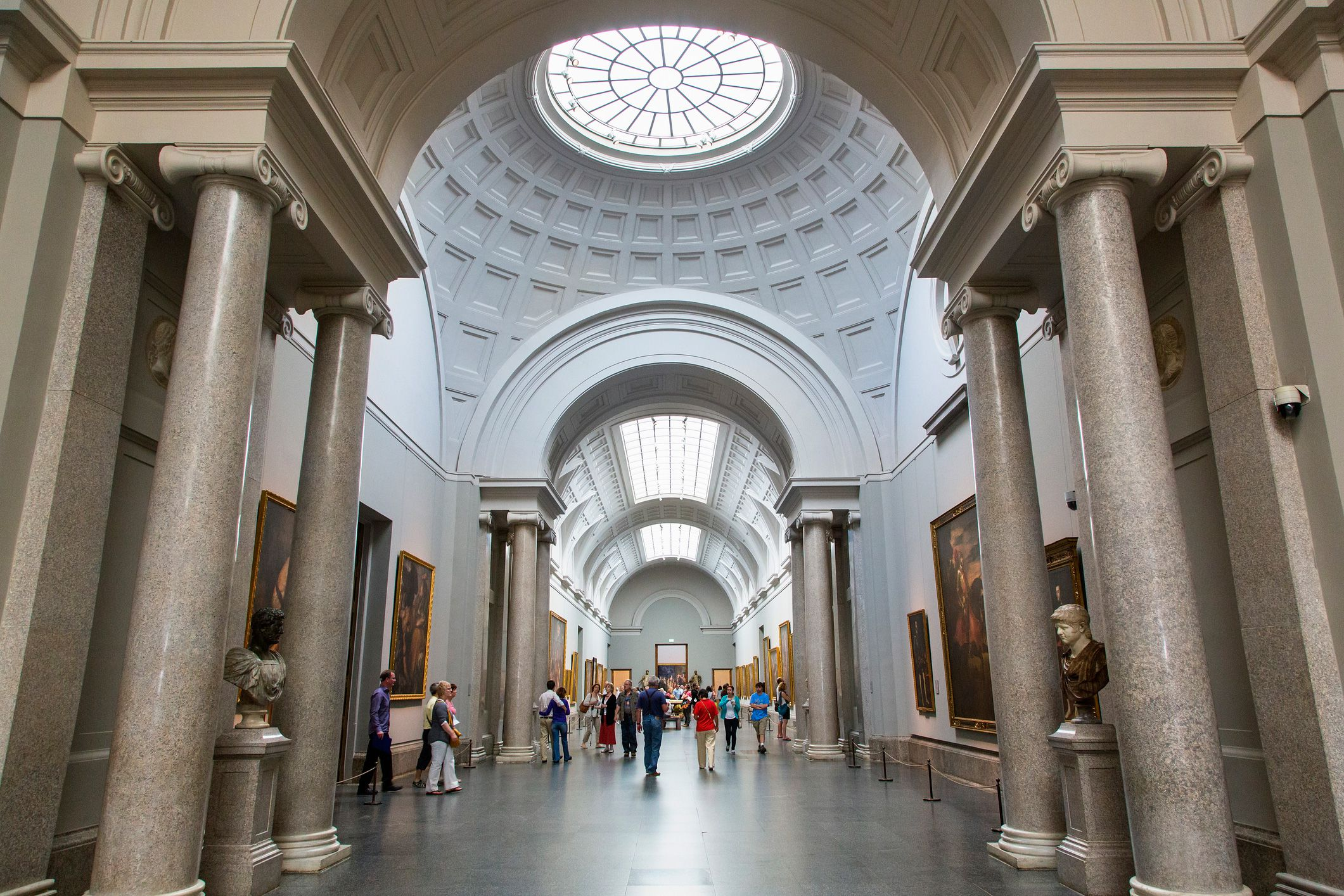 Which Museums In Madrid Have Free Entry