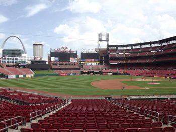 Hotels Near St Louis Cardinals Baseball Stadium