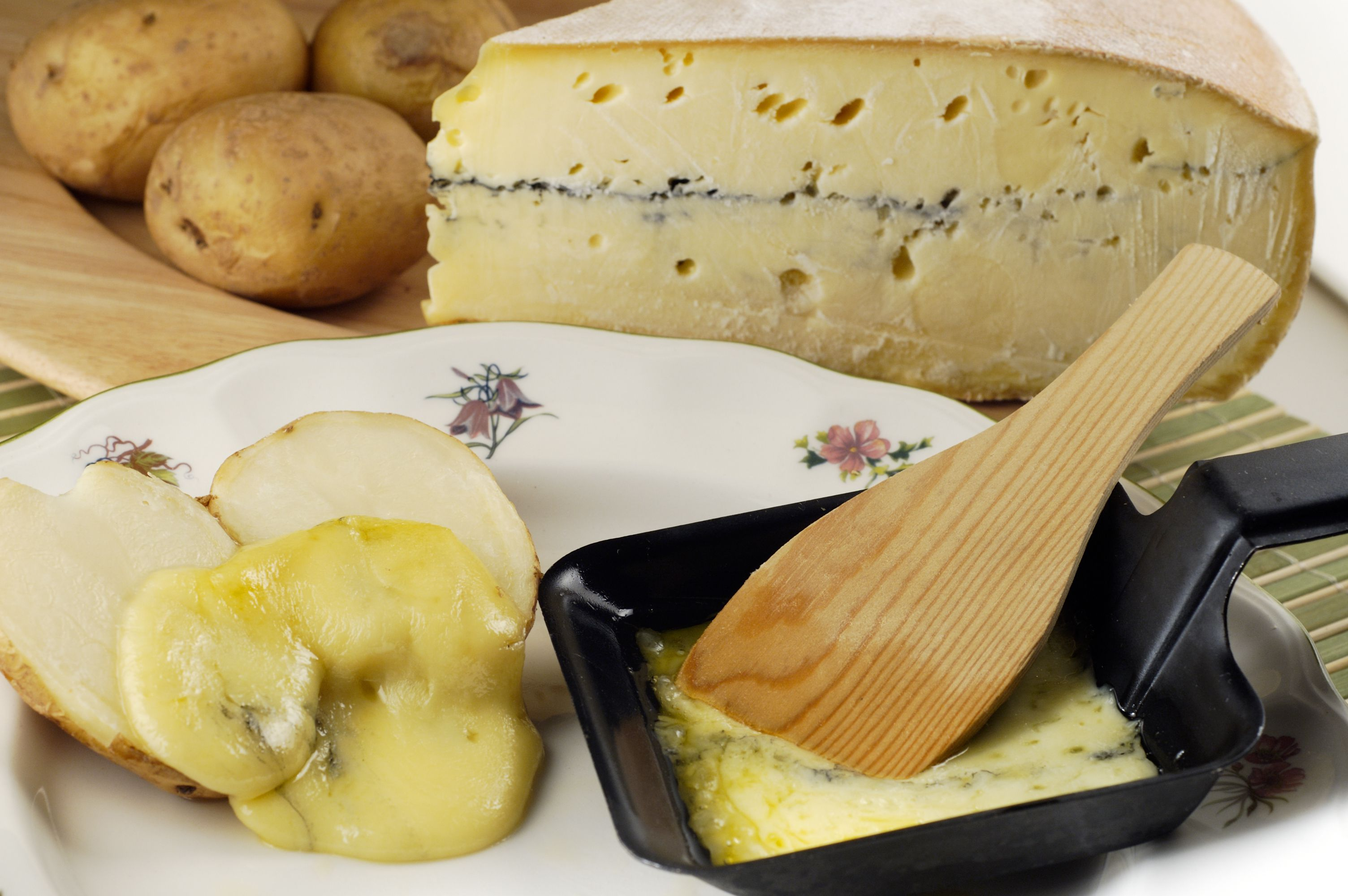 All About Raclette The French And Swiss Cheese Dish Recipe