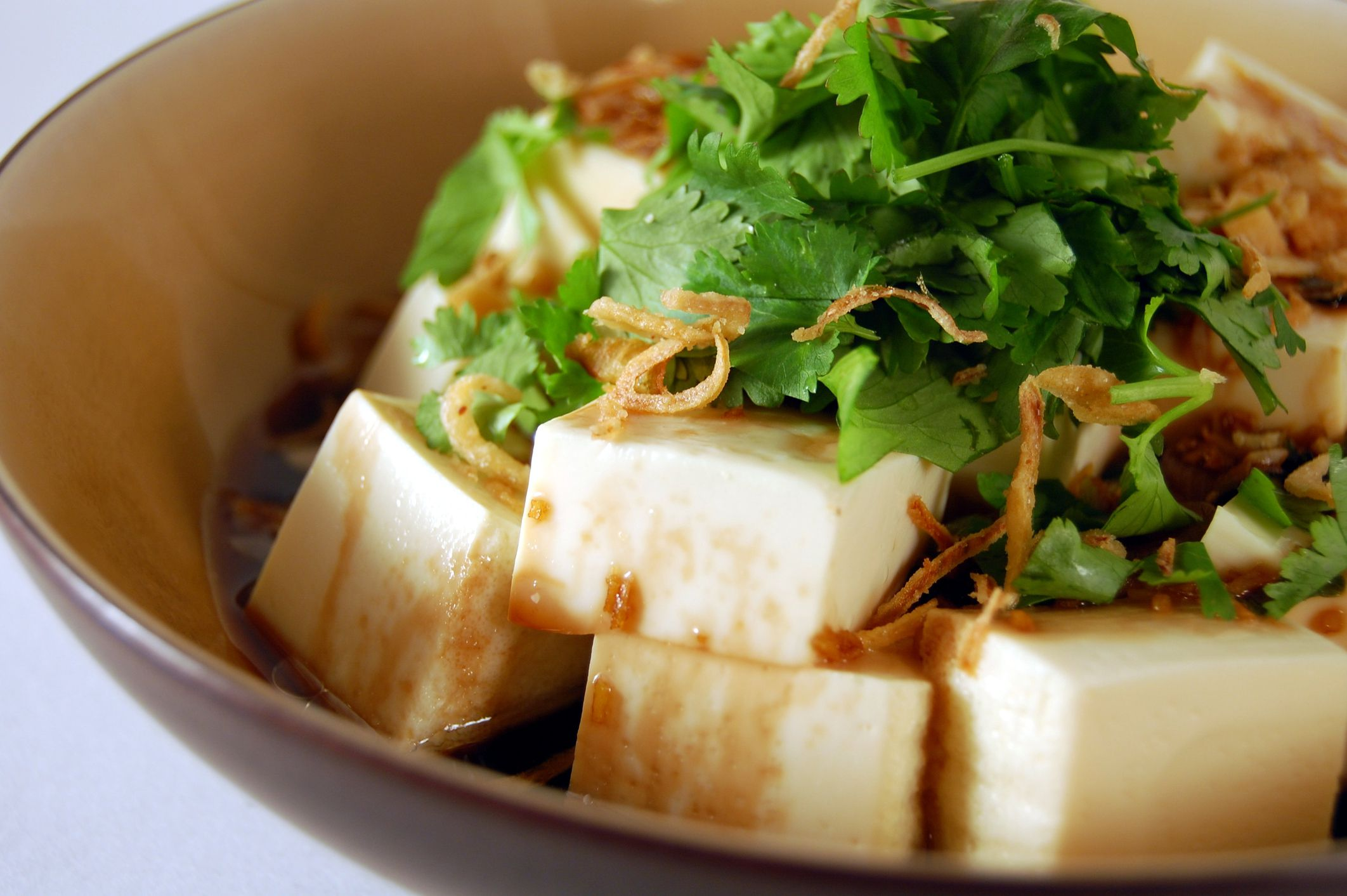 A Simple Recipe for Korean Steamed Tofu