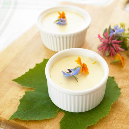 Custard Rice Pudding