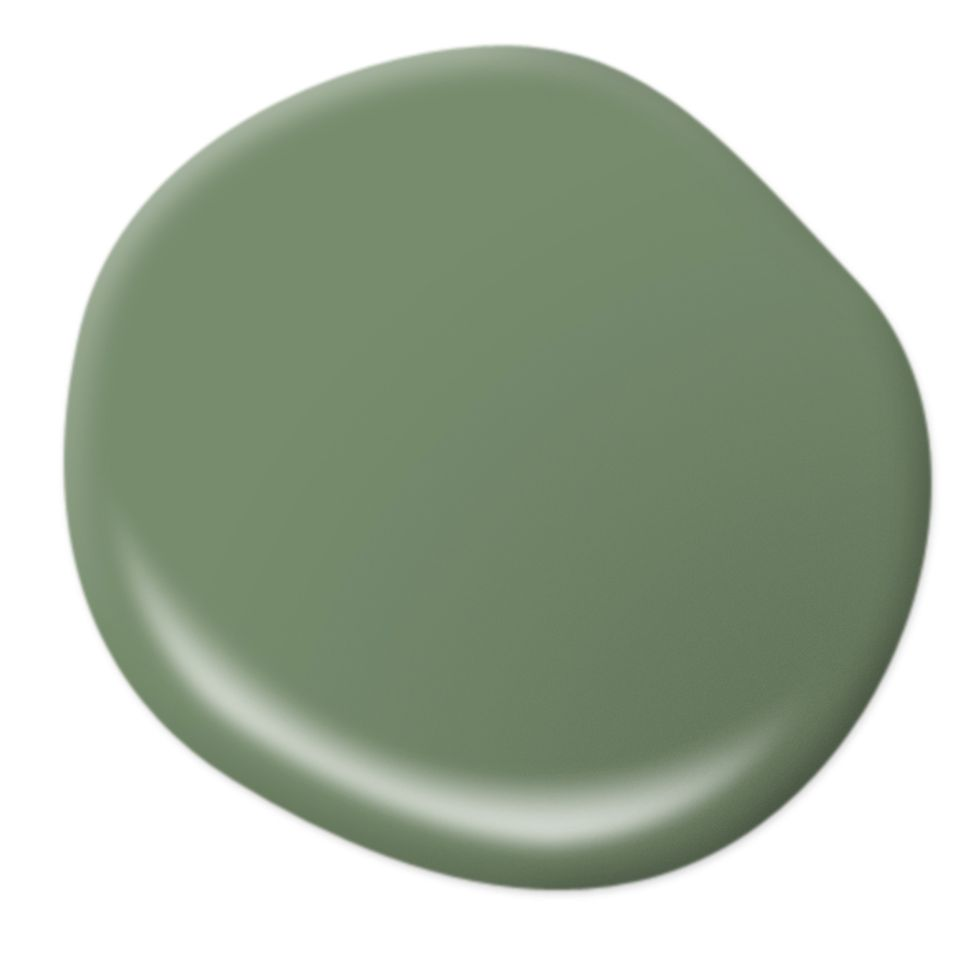 best green paint colors10 Best BeachInspired Paint Colors